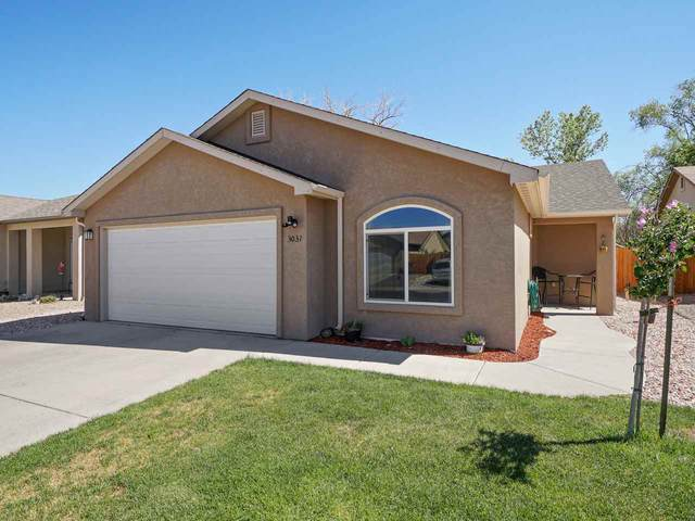 3031 Prickly Pear Drive, Grand Junction, CO 81504 (MLS #20203842) :: CENTURY 21 CapRock Real Estate