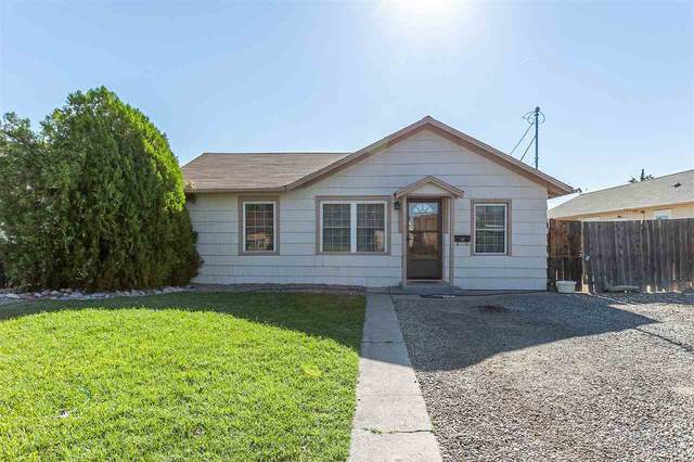 1404 N 23rd Street, Grand Junction, CO 81501 (MLS #20203904) :: The Kimbrough Team | RE/MAX 4000