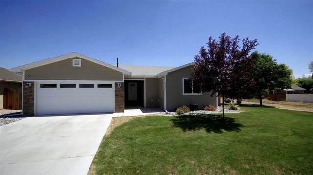 3139 Dublin Way, Grand Junction, CO 81504 (MLS #20204015) :: CENTURY 21 CapRock Real Estate
