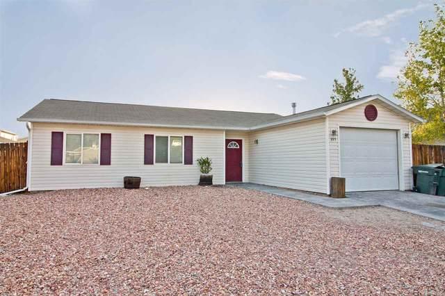395 Summer Glen Drive, Grand Junction, CO 81501 (MLS #20204049) :: The Christi Reece Group