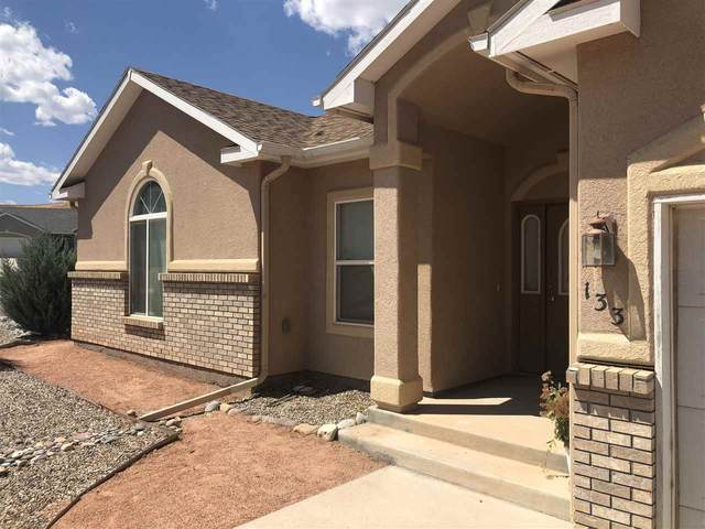 133 Buena Vista Drive, Grand Junction, CO 81503 (MLS #20204108) :: The Kimbrough Team | RE/MAX 4000