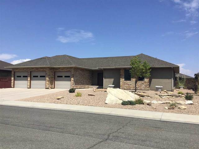 2654 Liberty View Drive, Grand Junction, CO 81503 (MLS #20204272) :: The Christi Reece Group
