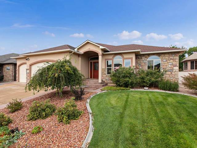 695 Tilman Drive, Grand Junction, CO 81506 (MLS #20204450) :: The Kimbrough Team | RE/MAX 4000