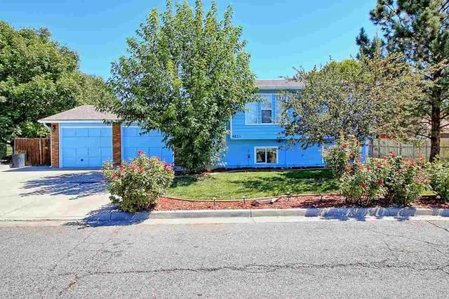 482 1/2 Ol Sun Drive, Grand Junction, CO 81504 (MLS #20204454) :: The Danny Kuta Team