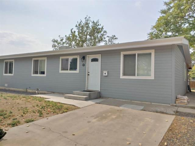 1941 College Place, Grand Junction, CO 81501 (MLS #20204654) :: The Christi Reece Group