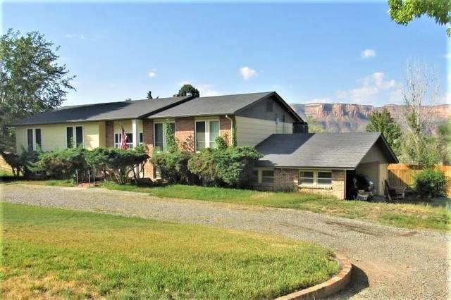 591 Rambling Road, Grand Junction, CO 81507 (MLS #20204688) :: The Kimbrough Team | RE/MAX 4000