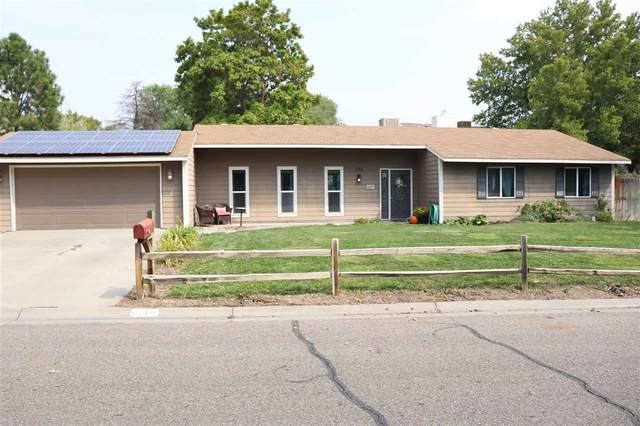 580 Eastbrook Street, Grand Junction, CO 81504 (MLS #20204690) :: The Kimbrough Team | RE/MAX 4000