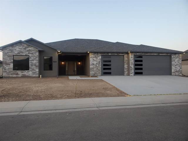 987 Adobe View Way, Fruita, CO 81521 (MLS #20204698) :: The Christi Reece Group