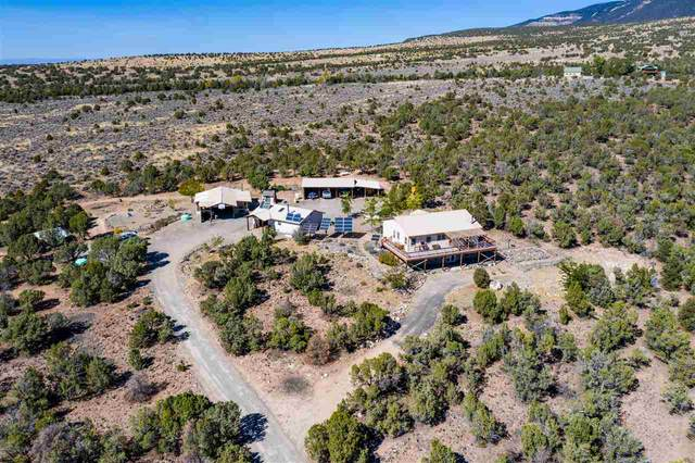 4668 Lands End Road, Whitewater, CO 81527 (MLS #20204936) :: The Danny Kuta Team