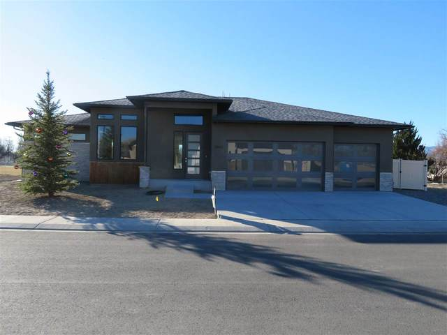 2543 Woody Creek Drive, Grand Junction, CO 81505 (MLS #20204983) :: The Kimbrough Team | RE/MAX 4000