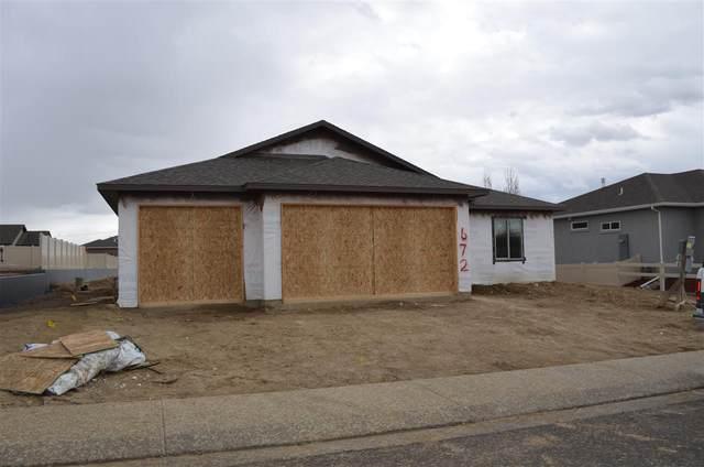 672 Cloverglen Drive, Grand Junction, CO 81504 (MLS #20205011) :: Lifestyle Living Real Estate
