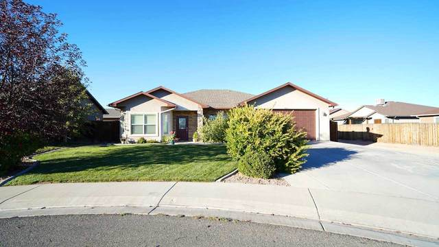 3156 Pear Pond Court, Grand Junction, CO 81504 (MLS #20205020) :: The Kimbrough Team | RE/MAX 4000