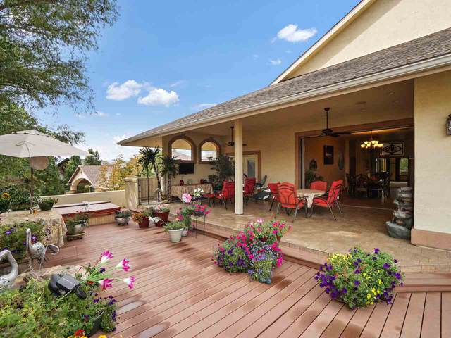 3760 Horizon Glen Court, Grand Junction, CO 81506 (MLS #20205063) :: Lifestyle Living Real Estate