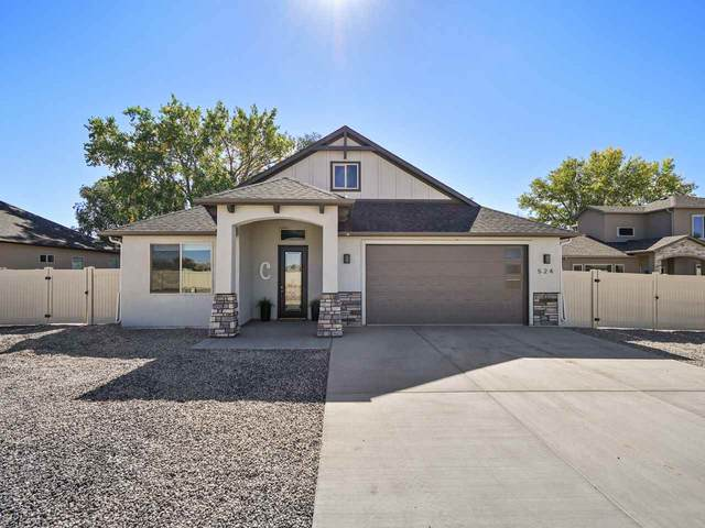 524 Jodylee Court, Fruita, CO 81521 (MLS #20205113) :: The Christi Reece Group