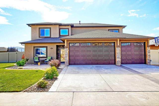 924 Kami Circle, Grand Junction, CO 81506 (MLS #20205114) :: The Grand Junction Group with Keller Williams Colorado West LLC