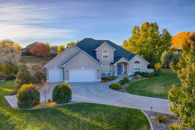 2027 W Liberty Court, Grand Junction, CO 81507 (MLS #20205206) :: The Kimbrough Team | RE/MAX 4000