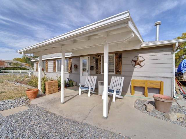 509 Beech Avenue, Fruita, CO 81521 (MLS #20205223) :: The Grand Junction Group with Keller Williams Colorado West LLC