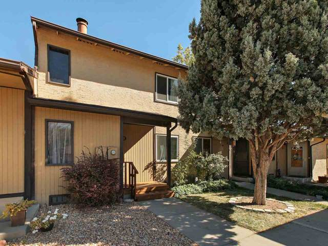 556 W Good Hope Circle D, Clifton, CO 81520 (MLS #20205226) :: The Christi Reece Group