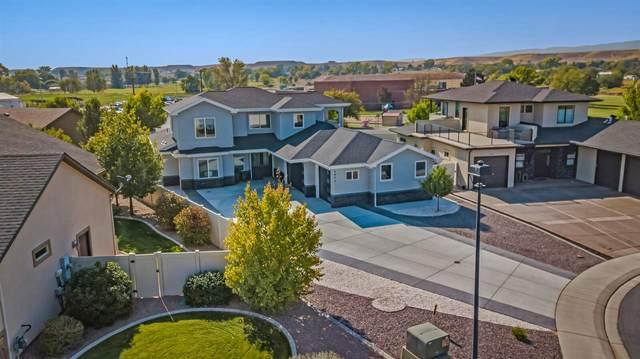 2975 Fairway View Drive, Grand Junction, CO 81503 (MLS #20205231) :: The Danny Kuta Team