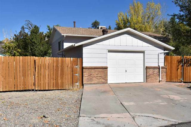 2534 Walnut Avenue, Grand Junction, CO 81501 (MLS #20205250) :: The Christi Reece Group