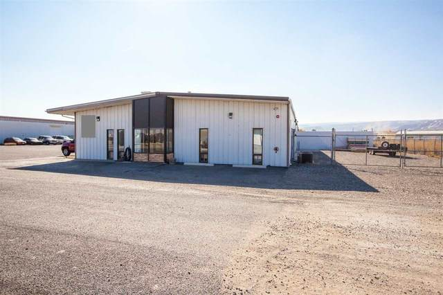 2375 Leland Avenue, Grand Junction, CO 81505 (MLS #20205292) :: The Joe Reed Team
