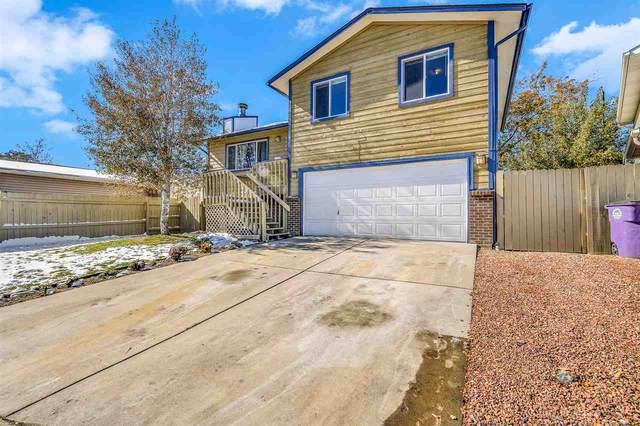 427 1/2 Dover Court, Grand Junction, CO 81504 (MLS #20205335) :: CENTURY 21 CapRock Real Estate