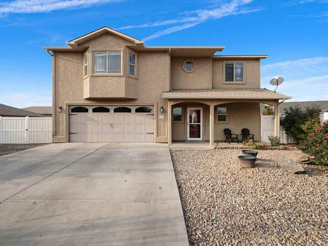2866 Grizzly Court, Grand Junction, CO 81503 (MLS #20205339) :: The Kimbrough Team | RE/MAX 4000
