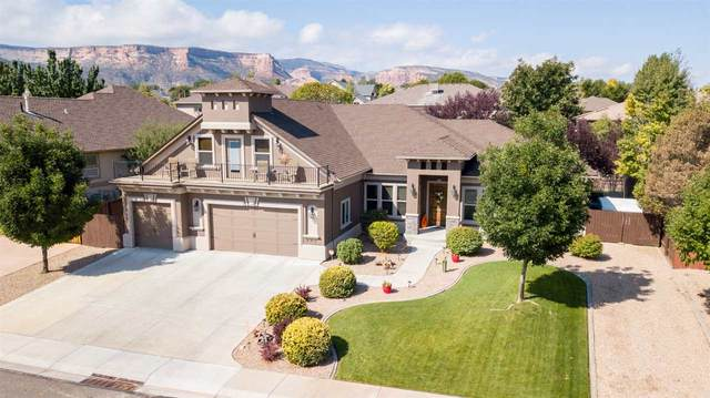 693 Round Up Drive, Grand Junction, CO 81507 (MLS #20205400) :: The Kimbrough Team | RE/MAX 4000