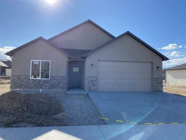 2943 Ronda Lee Road, Grand Junction, CO 81503 (MLS #20205638) :: The Christi Reece Group