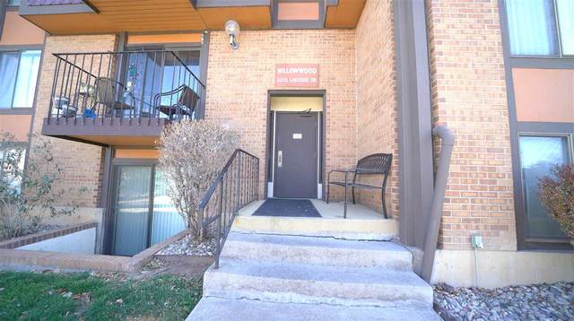 3233 Lakeside Drive #309, Grand Junction, CO 81506 (MLS #20205745) :: The Kimbrough Team | RE/MAX 4000
