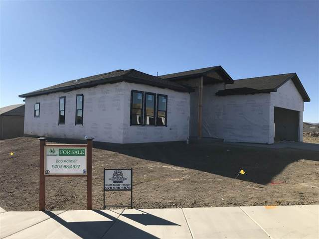 675 Cloverglen Drive, Grand Junction, CO 81504 (MLS #20205764) :: The Kimbrough Team | RE/MAX 4000