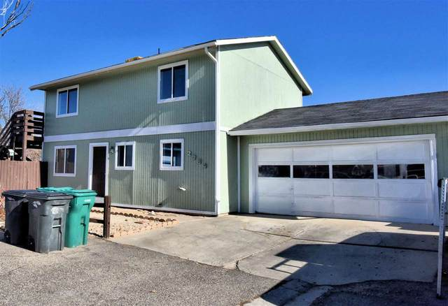 2784 Monroe Court, Grand Junction, CO 81503 (MLS #20205771) :: The Kimbrough Team   RE/MAX 4000