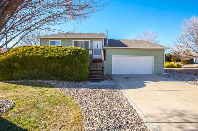 2305 Hacienda Street, Grand Junction, CO 81507 (MLS #20205777) :: The Christi Reece Group