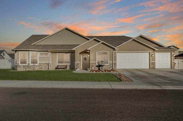 646 Bradford Drive, Grand Junction, CO 81504 (MLS #20205843) :: Western Slope Real Estate
