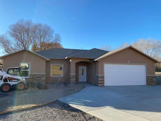 615 Devin Court, Grand Junction, CO 81504 (MLS #20205898) :: The Kimbrough Team | RE/MAX 4000