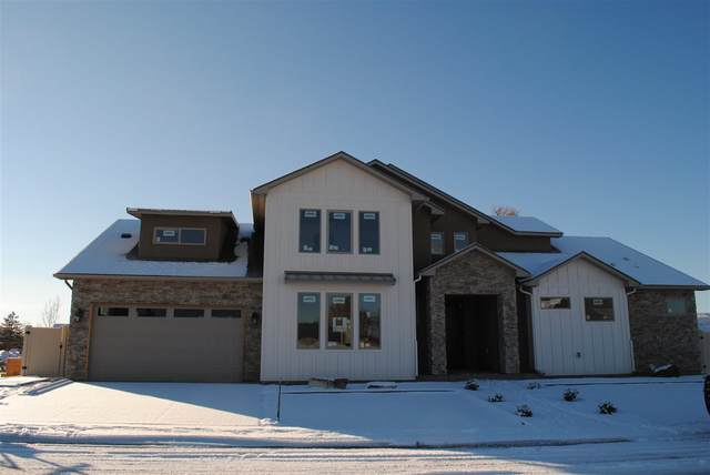 2529 Woody Creek Drive, Grand Junction, CO 81505 (MLS #20206076) :: The Grand Junction Group with Keller Williams Colorado West LLC