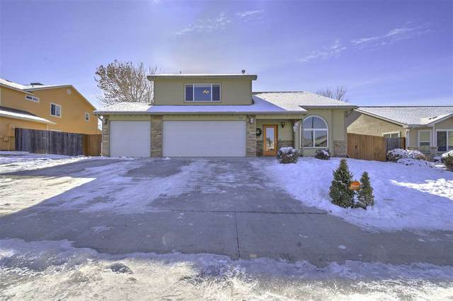 312 W Applewood Drive, Fruita, CO 81521 (MLS #20206122) :: The Kimbrough Team | RE/MAX 4000