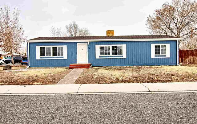 438 S Placer Court, Grand Junction, CO 81504 (MLS #20206143) :: The Kimbrough Team | RE/MAX 4000