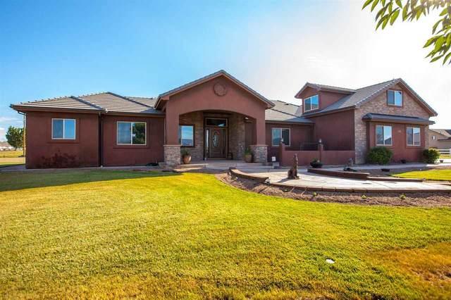 1306 Gold Lake Drive, Loma, CO 81524 (MLS #20206192) :: The Christi Reece Group