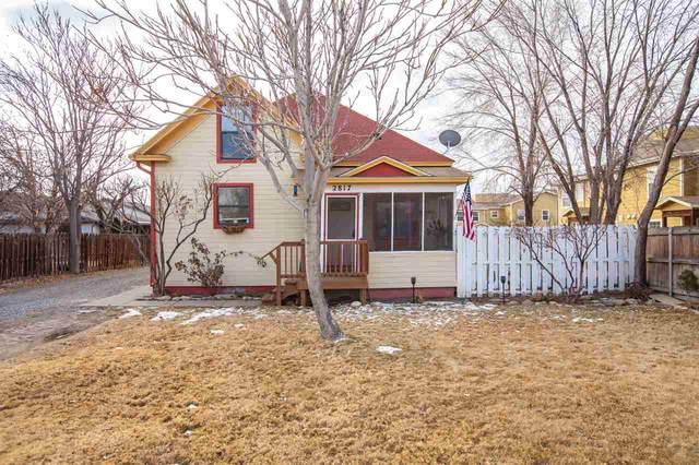 2817 Elm Avenue, Grand Junction, CO 81501 (MLS #20206241) :: Western Slope Real Estate