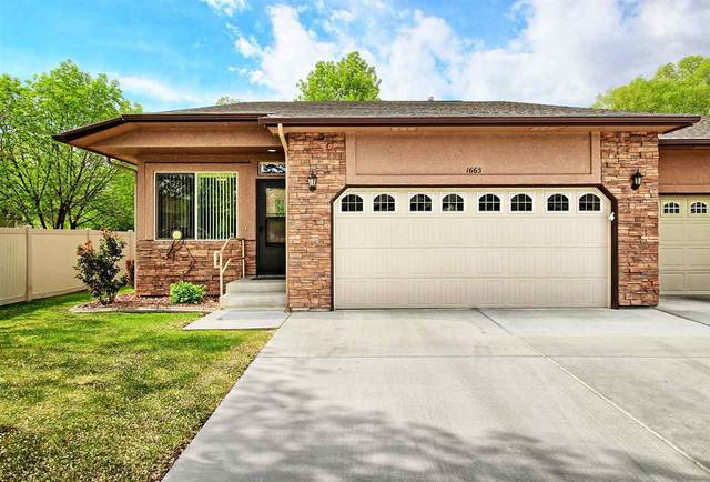 1665 Treehaven Court, Grand Junction, CO 81506 (MLS #20206256) :: CENTURY 21 CapRock Real Estate