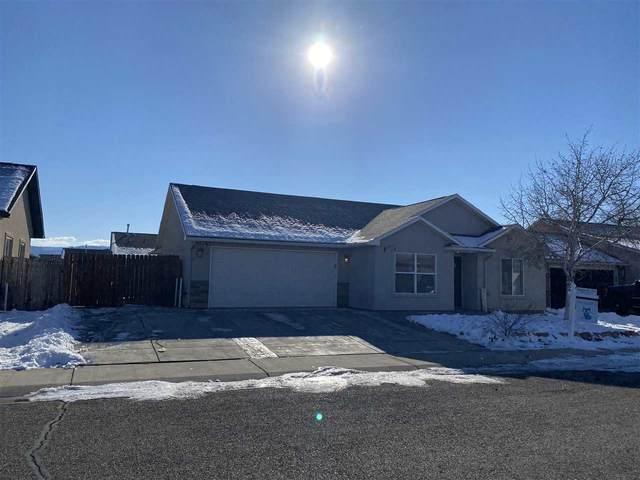 1186 Black Ridge Drive, Fruita, CO 81521 (MLS #20206266) :: CENTURY 21 CapRock Real Estate