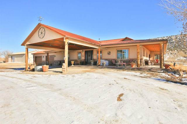 2174 45 1/2 Road, De Beque, CO 81630 (MLS #20206268) :: The Christi Reece Group