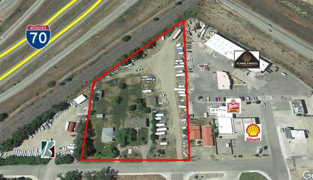 250 S Railroad Avenue 0 & 248 S Railr, Parachute, CO 81635 (MLS #20210096) :: Western Slope Real Estate