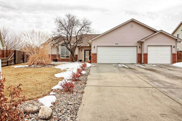 617 S Annabelle Court, Fruita, CO 81521 (MLS #20210219) :: The Grand Junction Group with Keller Williams Colorado West LLC