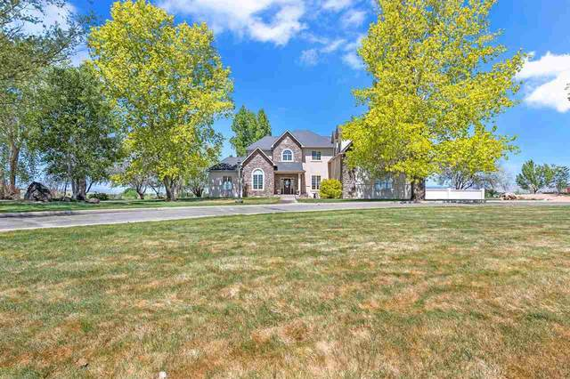 1383 Horseshoe Drive, Fruita, CO 81521 (MLS #20210230) :: The Danny Kuta Team