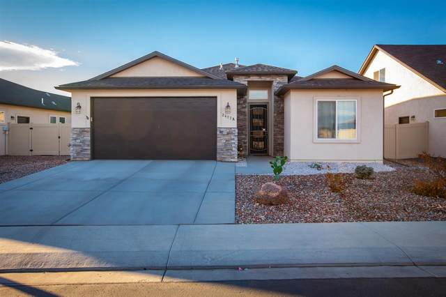 2477 Apex Avenue A, Grand Junction, CO 81505 (MLS #20210304) :: Lifestyle Living Real Estate