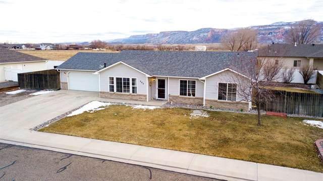 642 Kaley Street, Fruita, CO 81521 (MLS #20210440) :: The Grand Junction Group with Keller Williams Colorado West LLC