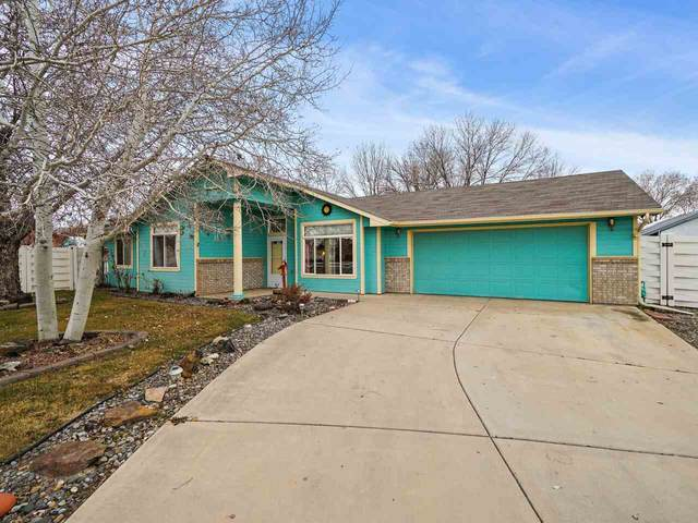 530 Lorraine Court, Grand Junction, CO 81504 (MLS #20210599) :: The Christi Reece Group