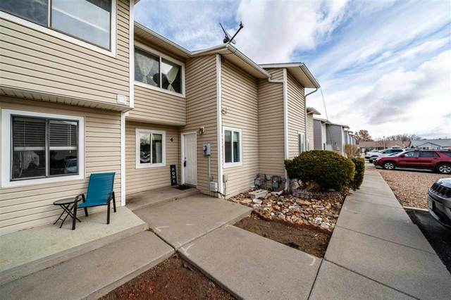 255 Beacon Court #4, Grand Junction, CO 81503 (MLS #20210699) :: Lifestyle Living Real Estate